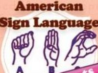 Learning, teaching and practicing American Sign Language, Pidgin Signed English, and Signed Exact English