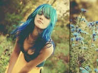 Hairstyles and Color