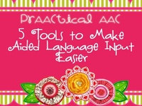 Assistive Technology/AAC