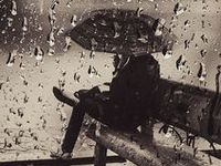 """""""Some people feel the rain, others just get wet"""".  - Bob Marley"""