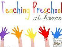 Homeschool: Tot School/Keeping Littles Busy