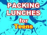 Lunches for Tweens & Teens