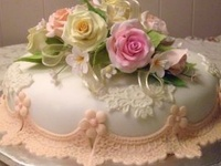 Beautifully Decorated Cakes