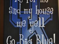 GO BIG BLUE!!!!