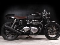 Vintage Cafe Racer Motorcycles