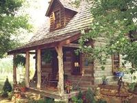 Log cabins, Small cabins, cabins in the woods, lake houses, cabin decor, cabin decorating
