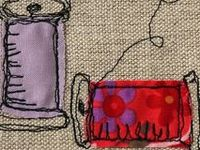 patterns, sewing, quilts, art quilts, cool stuff