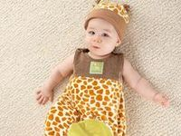 Safari themed baby gifts from Baby Aspen