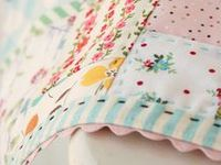 Quilting, sewing, and every stitching in between