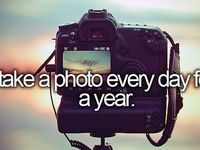 Things I want or want to do before I die!