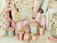 Inspirations, ideas and patterns of things to do with fabric!
