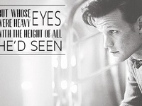 Doctor Who. Those 2 words say it all.