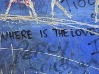 graffiti:  the writing on the wall