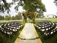 I work a lot of wedding and event functions and I love getting inspiration from other events.