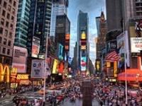 NY the city never sleeps