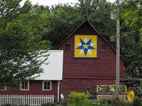 Barn Quilting