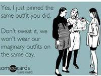 I'd wear that...