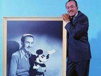 Walt Disney, a man with a dream