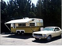 Hi, my is DeeDee and I have a trailer problem