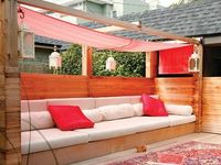 Porches, Pools and Backyards