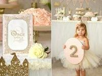 Birthday Bash fit for a PRINCESS!