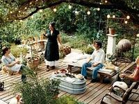 Gardens, tips & Outdoor spaces