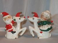 Vintage Christmas Porcelain