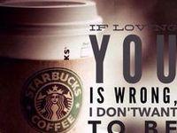 My unnatural love of all things #Starbucks