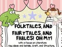 All things Folktales, Fairytales, and Fables!