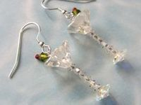 Beading tutes and inspirations- Earrings