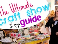 Tips, tricks & advice for craft shows & craft booth displays