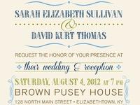 Invitations, Envelopes & Cards
