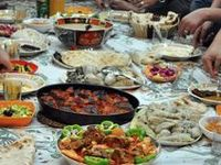 zRecipes-Party Theme  MIDDLE EAST: Everything but entrees