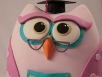 Cakes - Owls