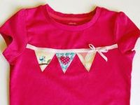 Sewing children's clothing
