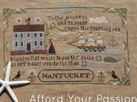 Cross Stitch/Needlework: Nautical