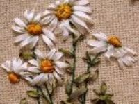 Cross Stitch/Needlework: Flowers