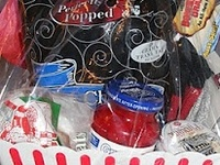 GIFTS in Bags,Jars,Baskets