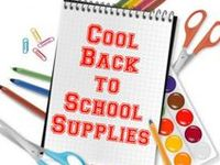 Back to School party ideas, gift ideas for teachers, and supply/school room ideas.
