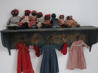 Old Rag Dolls