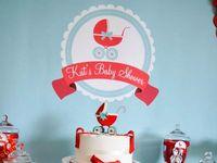 Ideas y tips para decorar La Celebración de Baby Showers.