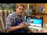 Art lessons...Jerry Yarnell