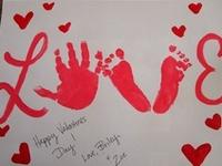 Handprint & Footprint Crafts