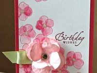 stampin up Birthday stamp sets and card ideas
