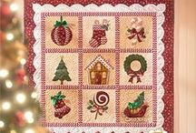 Wonder of Christmas / Celebrating the beauty and wonder of Christmas and Winter with fabrics, patterns, and inspiration! / by Shabby Fabrics