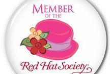 Red Hat Society / by Scarlett White