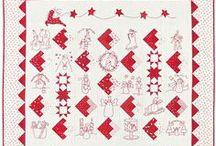 Redwork / by Shabby Fabrics