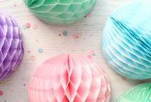 DIY: Parties & Holidays / by Elizabeth Anne Designs