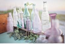 Bottles + Trinkets / by Elizabeth Anne Designs