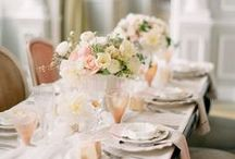 Tablescapes / by Elizabeth Anne Designs